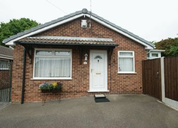 Thumbnail 2 bed detached bungalow for sale in Chilwell Court, Bulwell, Nottingham