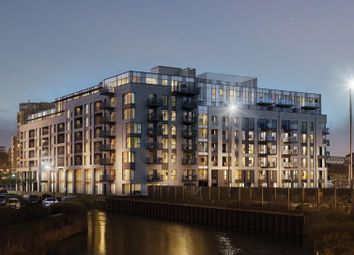 Thumbnail 2 bed flat for sale in City Court, Legacy Wharf, Startford