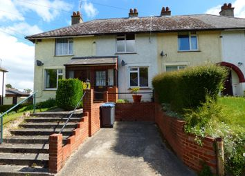 Thumbnail 2 bedroom terraced house for sale in Church Hill, Shepherdswell, Dover