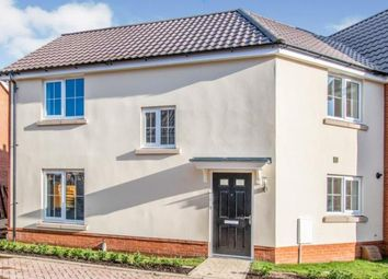 Thumbnail 3 bedroom end terrace house for sale in Wroxham Road, Sprowston, Norwich