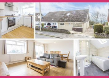 Thumbnail 3 bed bungalow for sale in Larkfield Close, Caerleon, Newport