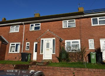 Thumbnail 3 bed terraced house for sale in Anne Close, Stoke Hill, Exeter