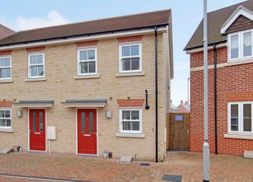Thumbnail 2 bed terraced house for sale in Colonel Way, Colchester