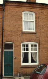 Thumbnail 2 bed terraced house to rent in Oxford Road, Clarendon Park, Leicester
