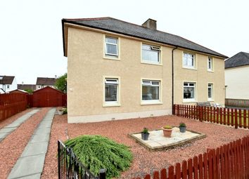 Thumbnail 3 bedroom semi-detached house for sale in Woodlands Crescent, Bothwell, Glasgow