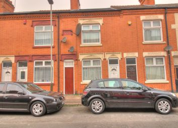 Thumbnail 3 bedroom terraced house for sale in Woodland Road, Leicester