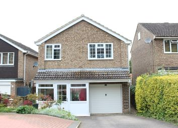 Thumbnail 4 bed detached house for sale in Westbrook Close, Hungerford