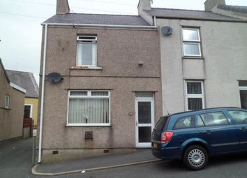 Thumbnail 2 bed end terrace house to rent in 33, Hendre Street, Caernarfon
