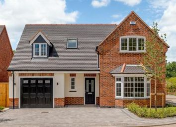 Thumbnail 4 bed detached house for sale in Plot 3, The Oaks, Corley, Coventry