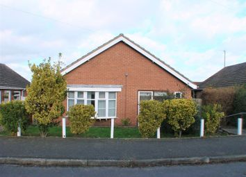 Thumbnail 2 bedroom detached bungalow for sale in Dormy Close, Radcliffe-On-Trent, Nottingham