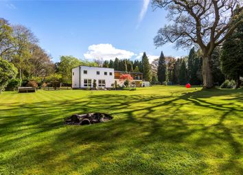 Thumbnail 6 bed detached house for sale in Worplesdon, Surrey