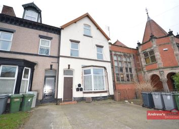 Thumbnail 1 bedroom flat to rent in Manor Road, Wallasey