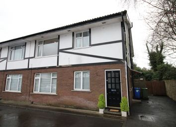 Thumbnail 2 bed flat for sale in Aughrim Court, Dunmurry, Belfast