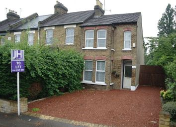 Thumbnail 3 bed detached house to rent in Gordon Hill, Enfield