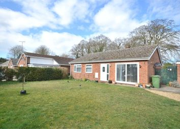 Thumbnail 3 bedroom detached bungalow to rent in Old Vicarage Park, Narborough, King's Lynn