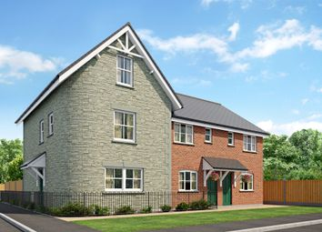 Thumbnail 4 bed detached house for sale in Motcombe Meadow, Motcombe, Shaftesbury