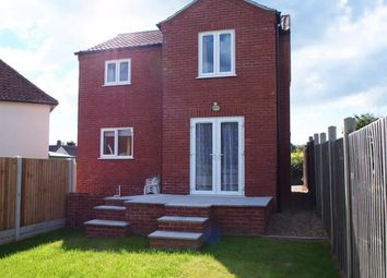 Thumbnail 3 bedroom detached house for sale in Church Lane, Mundesley, Norwich