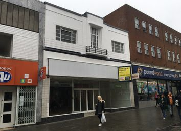 Thumbnail Retail premises for sale in 21/22 Regent Street, Swindon