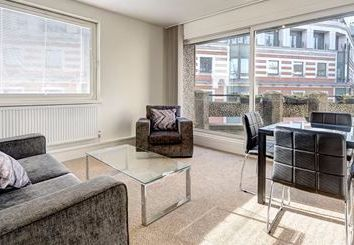 Thumbnail 1 bed flat to rent in Abbey Orchard Street, London