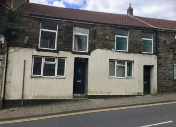 Thumbnail 3 bed terraced house for sale in Ystrad Road, Pentre