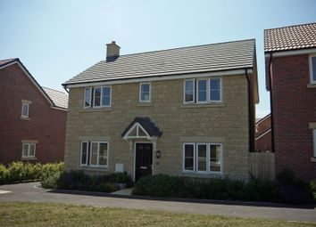 Thumbnail 4 bedroom detached house for sale in Richardson Road, Swindon