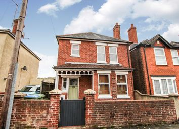 Thumbnail 3 bed detached house for sale in Clarendon Road, Southampton