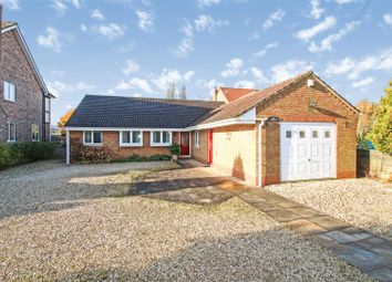 Thumbnail 3 bed detached bungalow for sale in Mill Lane, Scalby, Gilberdyke