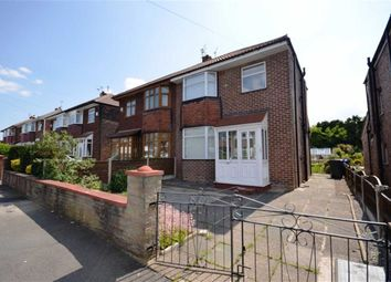 Thumbnail 3 bed semi-detached house to rent in Ashbrook Ave, Denton, Manchester