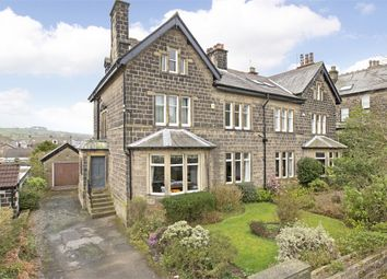 Thumbnail 7 bed semi-detached house for sale in 21 Cleasby Road, Menston, West Yorkshire
