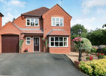 4 bed detached house for sale in Badgers Walk, Vernon Road, Stourport-On-Severn DY13