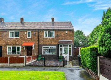 Thumbnail 2 bed end terrace house for sale in Nottingham Avenue, Brinnington, Stockport, Cheshire