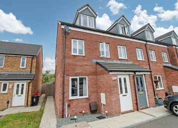 3 bed town house for sale in Cefn Adda Court, Newport NP20