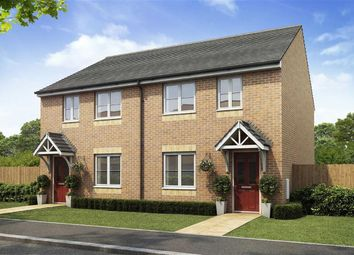 Thumbnail 3 bedroom semi-detached house for sale in West Avenue, Talke, Stoke-On-Trent