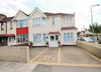 4 bed end terrace house for sale in New North Road, Ilford IG6