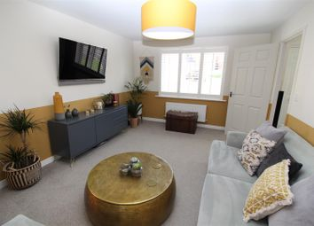 Thumbnail 4 bed detached house for sale in Kingsley Court, Worksop