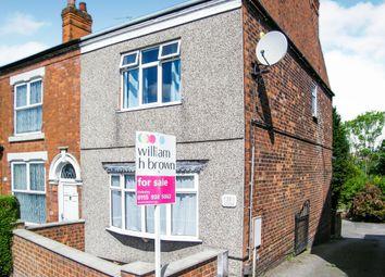 Thumbnail 3 bedroom semi-detached house for sale in Nottingham Road, Selston, Nottingham
