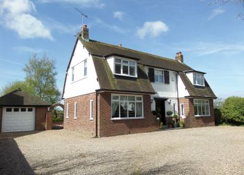 Thumbnail 3 bed detached house for sale in Park Lane, Preesall