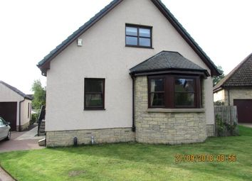 Thumbnail 4 bed detached house to rent in Rosamunde Pilcher Drive, Longforgan, Dundee