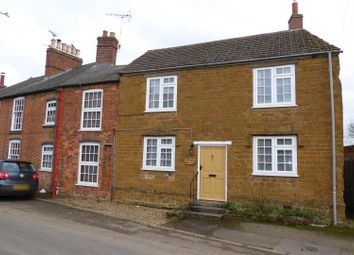 Thumbnail 4 bed cottage for sale in Owston Road, Knossington, Oakham