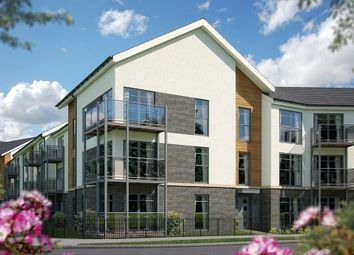 "Thumbnail 2 bedroom flat for sale in ""Sparrowbill House"" at Mansell Road, Patchway, Bristol"