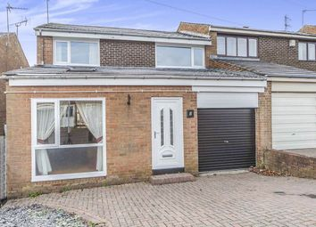 Thumbnail 4 bed semi-detached house for sale in Blanchland Avenue, Newton Hall, Durham