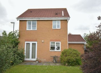 Thumbnail 3 bed detached house for sale in Gardner Park, North Shields