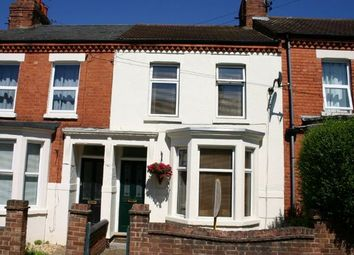 Thumbnail 2 bedroom terraced house to rent in Shelley Street, Kingsley, Northampton