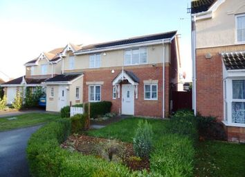Thumbnail 2 bed semi-detached house for sale in Swan Gardens, Peterborough, Cambridgeshire