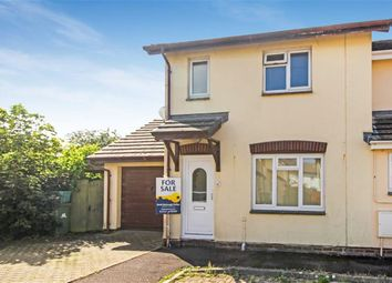 Thumbnail End terrace house for sale in Hawthorn Park, Bideford