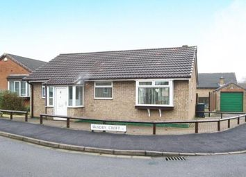 Thumbnail 2 bed bungalow for sale in Sandby Croft, Sheffield, South Yorkshire