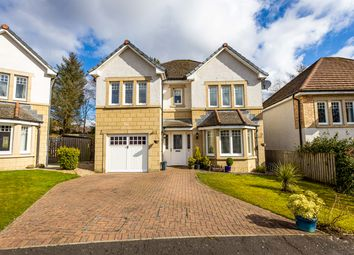 Thumbnail 5 bed detached house for sale in Ballingall Park, Glenrothes