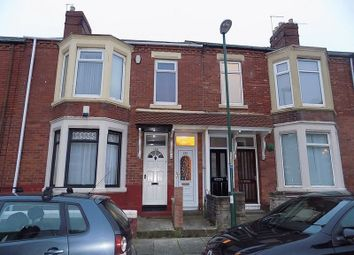 Thumbnail 3 bedroom flat to rent in St. Vincent Street, South Shields