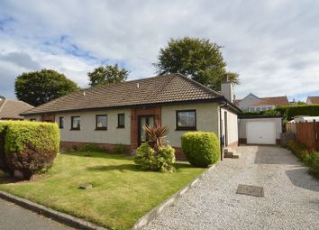 Thumbnail 2 bed semi-detached bungalow for sale in Abbots Crescent, Ayr