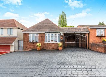 Thumbnail 2 bedroom detached bungalow for sale in Regent Road, Tividale, Oldbury